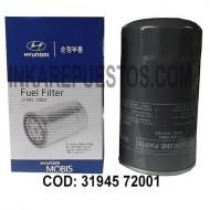 Filtro Petroleo